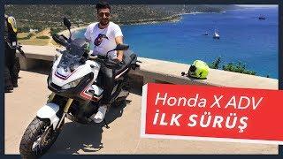 Doğan Kabak | Honda X ADV Motosiklet - İlk Sürüş