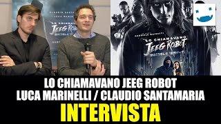 Lo Chiamavano Jeeg Robot: BadTaste.it intervista Claudio Santamaria e Luca Marinelli