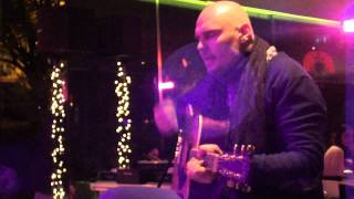 Billy Corgan - Eye (acoustic) live @ Le Chat, Lisboa