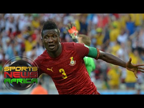 Sports News Africa Express: CAF AFCON 2015, Madagascar Rally, Gyan left out of national team.