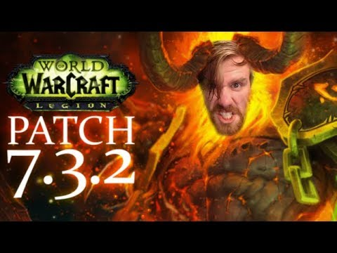 Raiding with a New UI and Keybinds.. | Good Evening Azeroth | World of Warcraft Legion