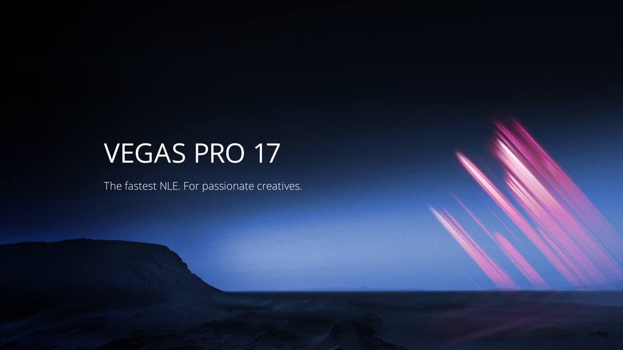 VEGAS Pro 17 Free Download