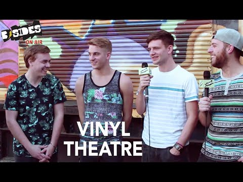 B-Sides On-Air: Interview - Vinyl Theatre Talk Rap Songs, The Killers