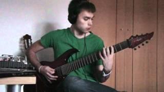Skrillex - Kill Everybody (guitar cover)