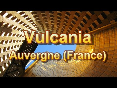 Vulcania, Auvergne, France (HD)