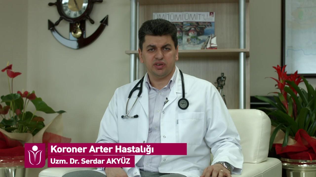 Kardiyoloji Uzmanı Uzm. Dr. Serdar AKYÜZ