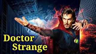 Doctor Strange Origin & Powers Explained In HINDI | Role of Doctor Strange In Avengers Infinity War
