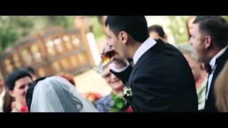 Тизер свадьбы Юли и Саши
