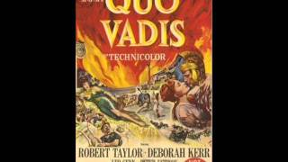"Video Love Theme from ""Quo Vadis"" (1951) - Miklos Rozsa download MP3, 3GP, MP4, WEBM, AVI, FLV Juni 2018"