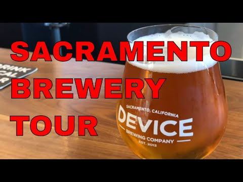Sac Brewery Tour 2.0