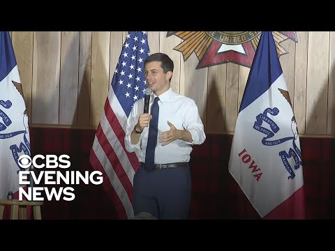 Pete Buttigieg in the spotlight ahead of Democratic debate
