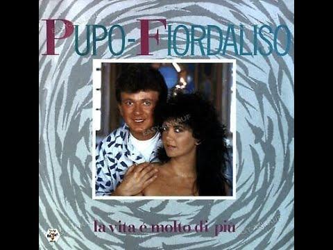 La vita è molto di più Pupo e Fiordaliso jukebox music by riccardino23