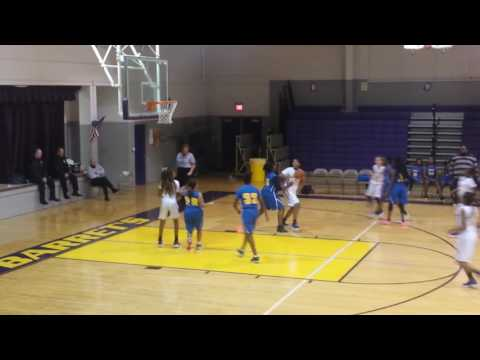 Barret's Chapel Middle School Vs  Georgian Hills Middle School(10)