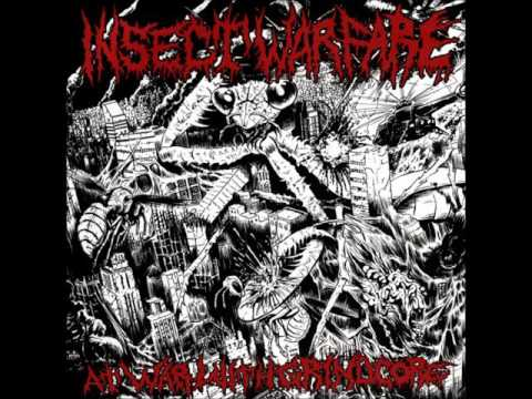 Insect Warfare discography (2004-2009)