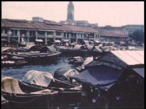 Old Singapore fifty years ago