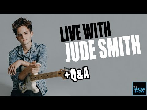Live Q&A w/ guest Jude Smith