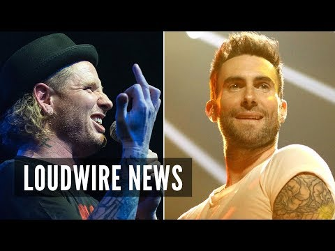 Corey Taylor Destroys Maroon 5 Singer for Dissing Rock Music Mp3