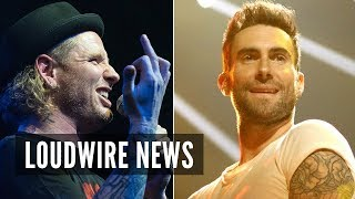 Download Corey Taylor Destroys Maroon 5 Singer for Dissing Rock Music Mp3