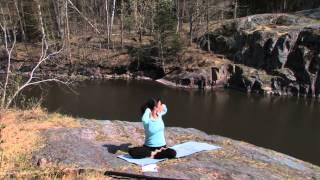 Yoga för alla - Ryggyoga block A (L)