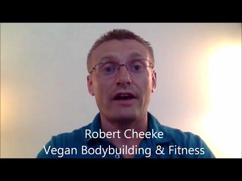 Robert Cheeke's Interview with The Vegan Woman 2015