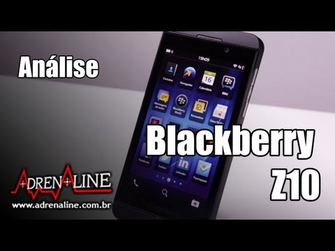 Análise: BlackBerry Z10