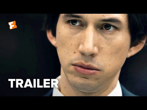 Check out Adam Driver in the super intense trailer for Amazon's The Report
