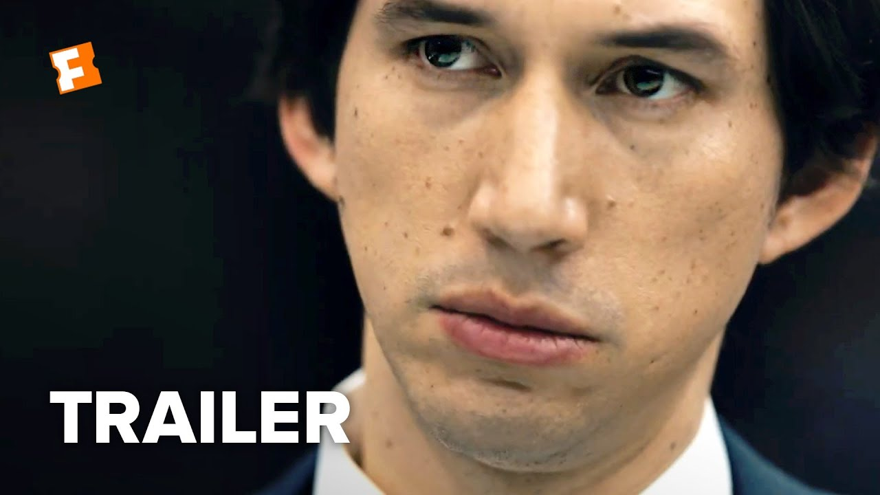 The Report Teaser Trailer  (2019)