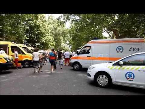 Mentők napja Szegeden letöltés