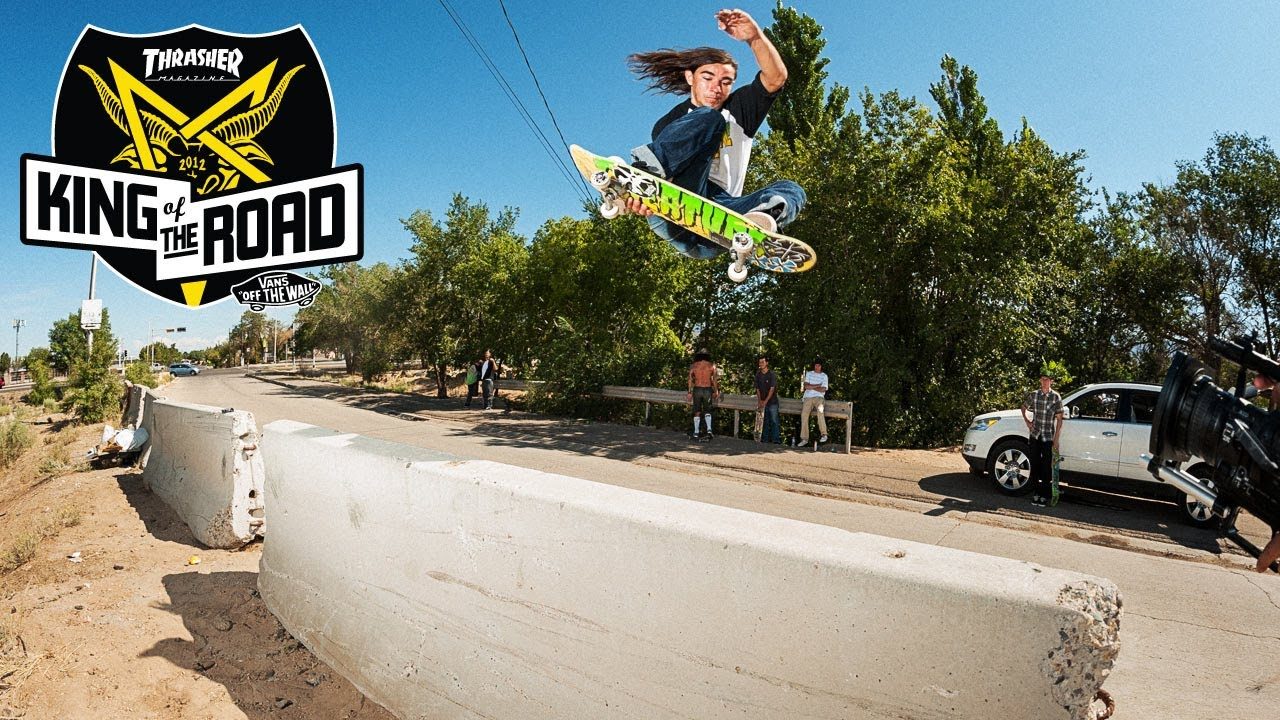 King of the Road 2012: Webisode 2