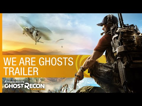 Tom Clancy's Ghost Recon Wildlands: We Are Ghosts | Trailer | Ubisoft [US]