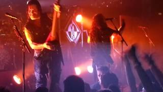 "MACHINE HEAD ""Ten Ton Hammer"" Live in Rome ORION (Ciampino) 30/09/2015"