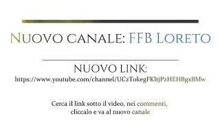 Avviso nuovo canale youtube: https://www.youtube.com/channel/UCzT0kegFKltjPzHEHBgxBMw