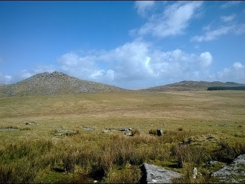 """""""North Cornwall"""" ~ """"Bodmin Moor"""" ~ Roughtor~Brown Willy~King Atrthurs Hall~"""