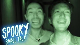 Download Ryan Interviews Shane in a Haunted House • Spooky Small Talk Mp3 and Videos