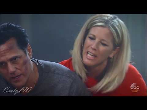 GH: Carly Scenes on 8/3/17