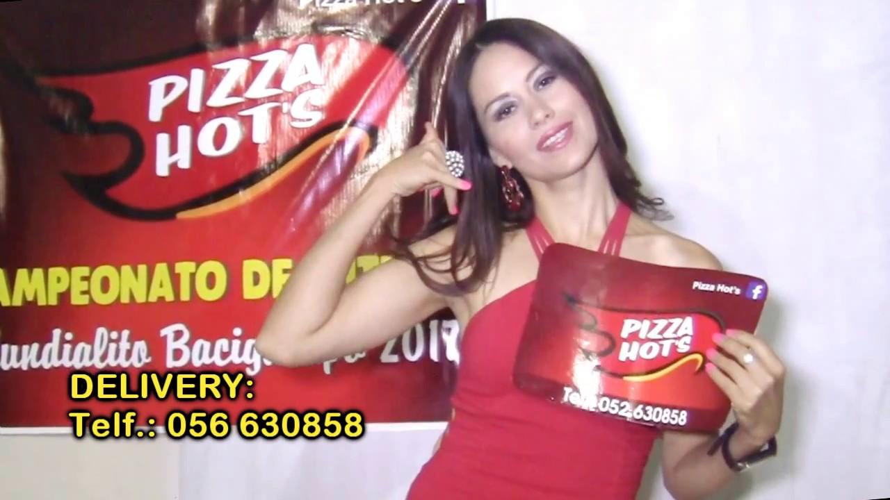 La Chica Hots Es Luzmeri Modelando En Minifalda Roja