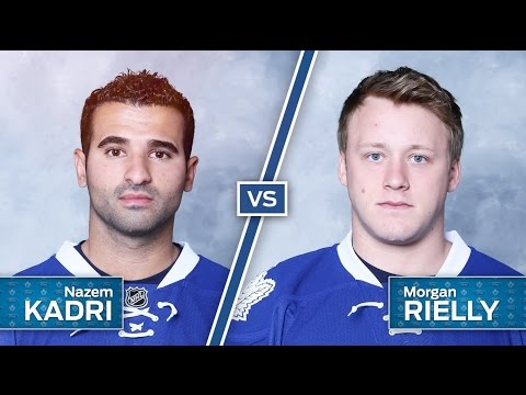 Rielly vs. Kadri In The Ultimate Trick Shot Challenge