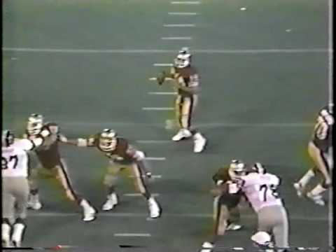 1984 USFL Pittsburgh Maulers at Philadelphia Stars