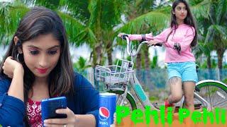 Pehli Pehli Baar Mohabbat Ki Hai || sweet & cute love story ||  Ft. Ripon & Priyasmita || LOve sin