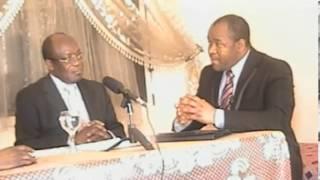 Mr. Honoré  NGBANDA réagit à l'actualité politique de la RD. Congo (1ère Partie)
