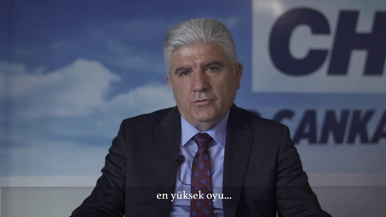 """Çankaya İlçe Başkanımız Fahri Yıldırım'la röportaj - 2 : """"Çankaya'da rekor bekliyoruz"""""""