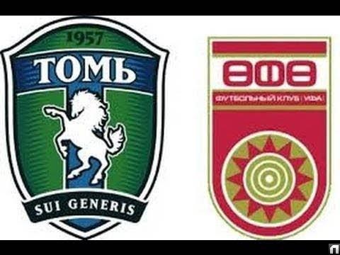 Томь — Уфа прямая трансляция ставки онлайн прогноз