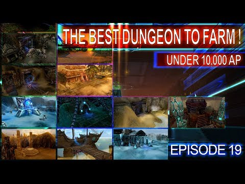 Cabal Online - Which Is The Best Dungeon To Farm? [Soloing Under 10,000]