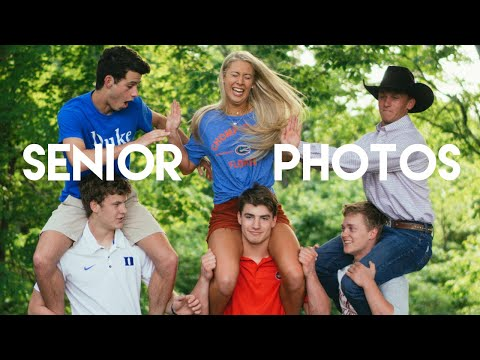 VLOG 161: Senior Photos