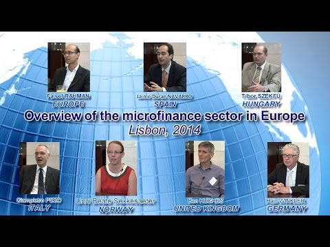 Overview of the microfinance sector in Europe