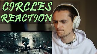Circles OFFICIAL M USIC VIDEO REACTION| Post Malone