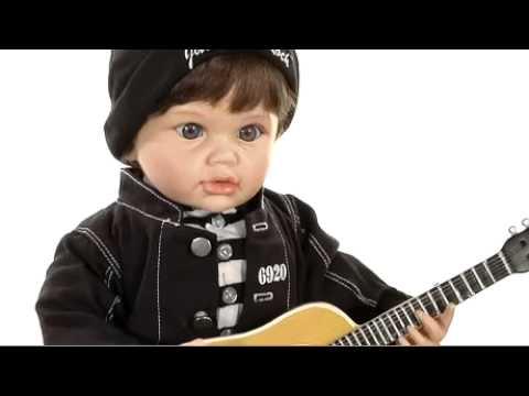 Elvis Presley Baby Doll - Collectible Elvis Figurine