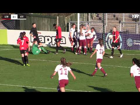 Lewes Women v Aston Villa Ladies : Match Highlights