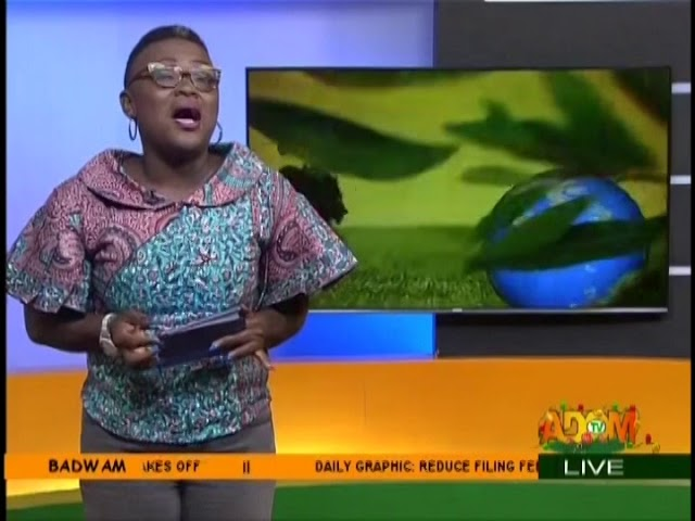 Badwam Intro on Adom TV (14-12-18)