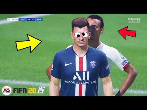 FIFA 20 FAILS - Funny Moments #1 (Random Fails & Bugs Compilation)